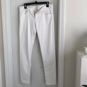 Lilly Pulitzer white worth pants